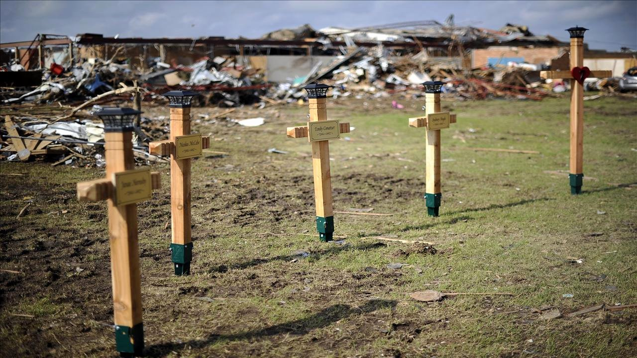 Eleven Ninety Nine Plaza Unique Chaplain's Lessons Learned From Oklahoma tornado