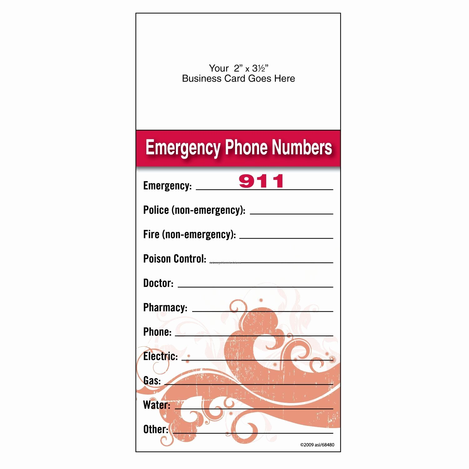 Emergency Card Template Luxury Food Storage Basics and Beyond First Aid Kit Idea
