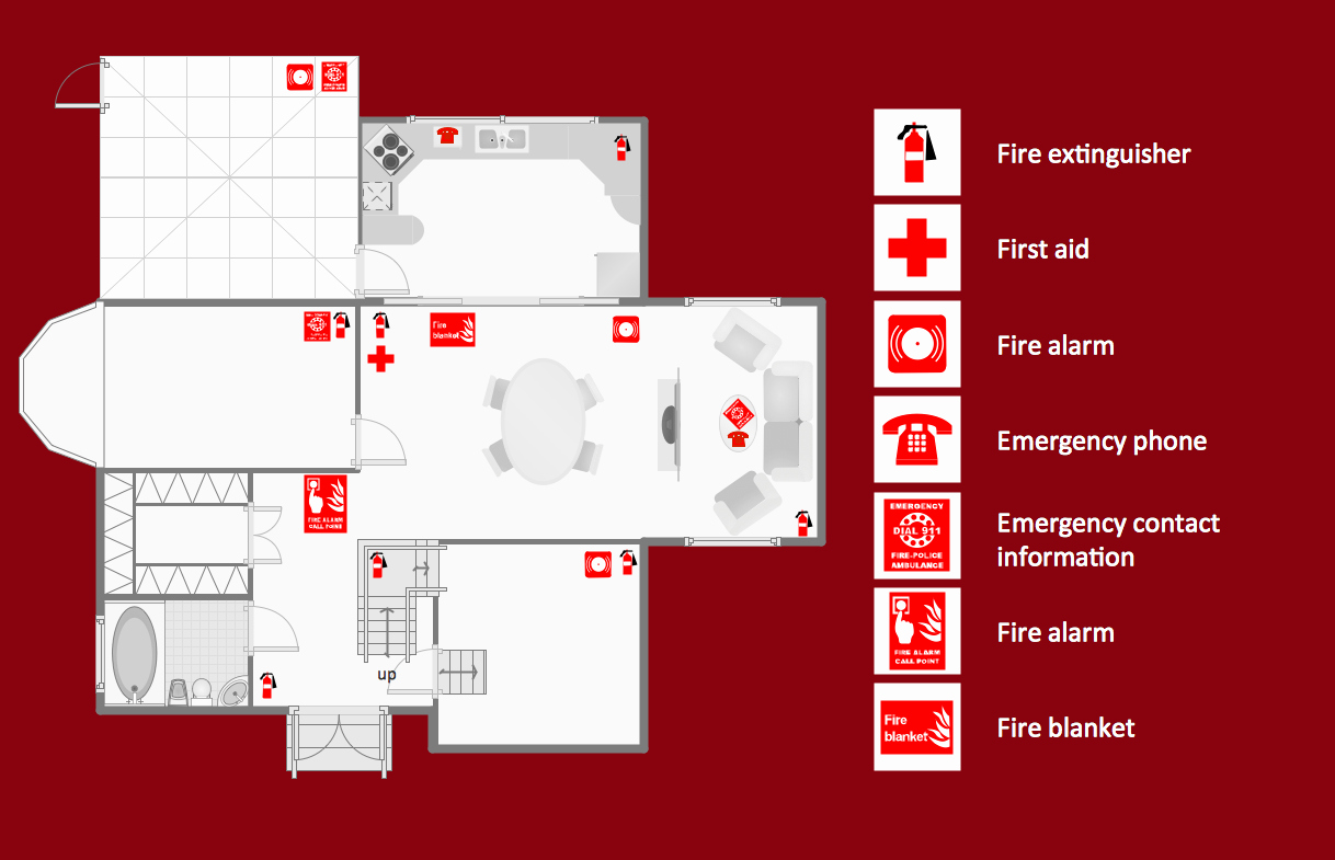 Emergency Evacuation Plan Template Free New Fire and Emergency Plans solution