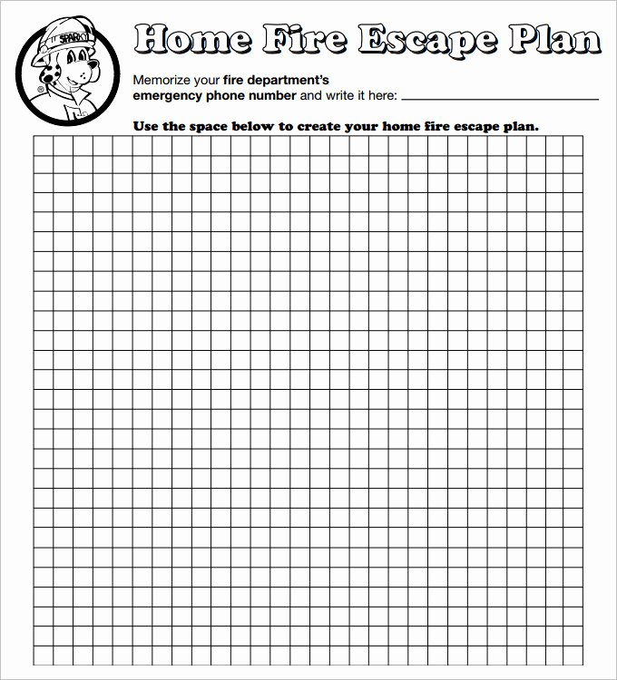 Emergency Evacuation Plan Template Free Unique 7 Home Evacuation Plan Templates Google Docs Ms Word