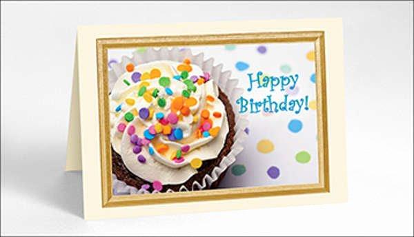 Employee Birthday List Template Fresh 44 Free Birthday Cards