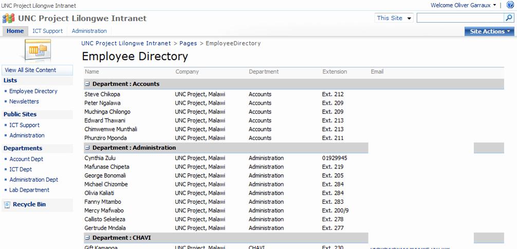 Employee Directory Template Beautiful 6 Employee Directory Templates – Word Templates