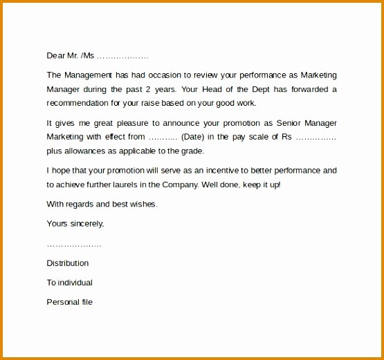 Employee Promotion Announcement Email Sample Best Of Promotion Announcement Template Announcement Of Promotion