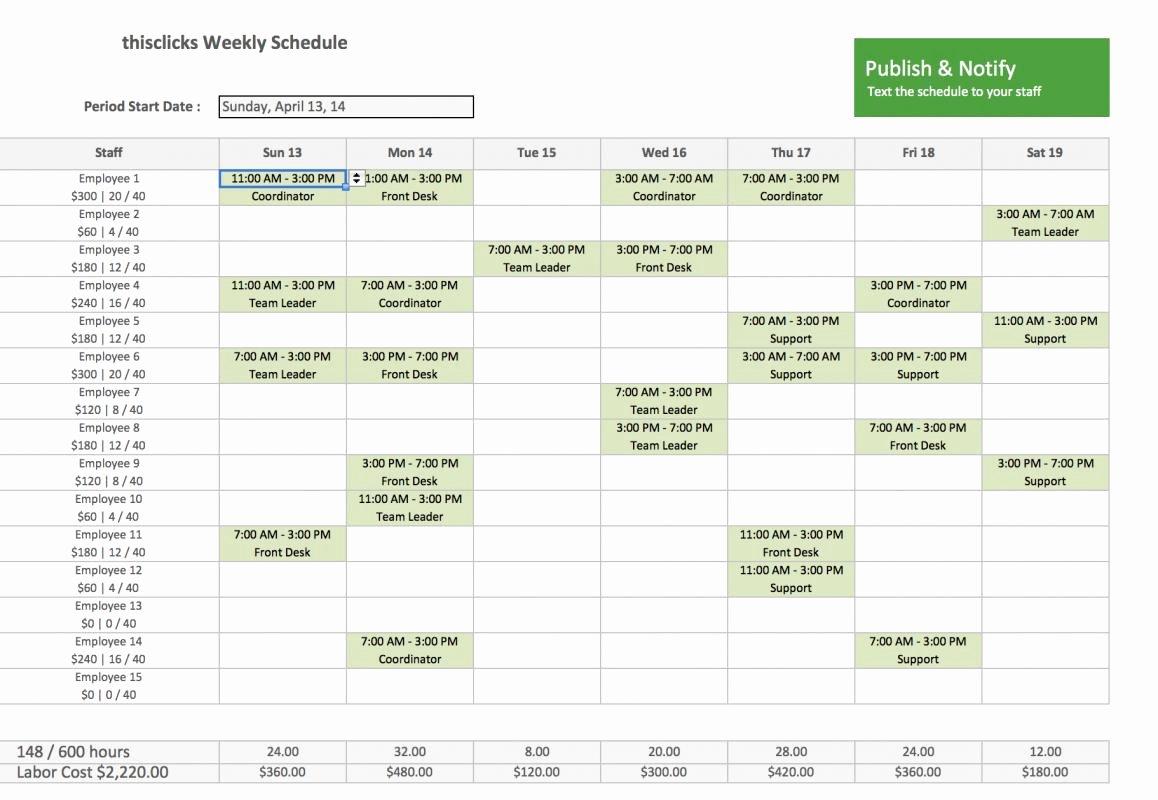 Employee Training Schedule Template Inspirational Employee Training Plan Template