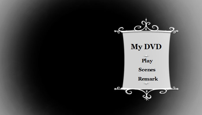 free dvd menu templates