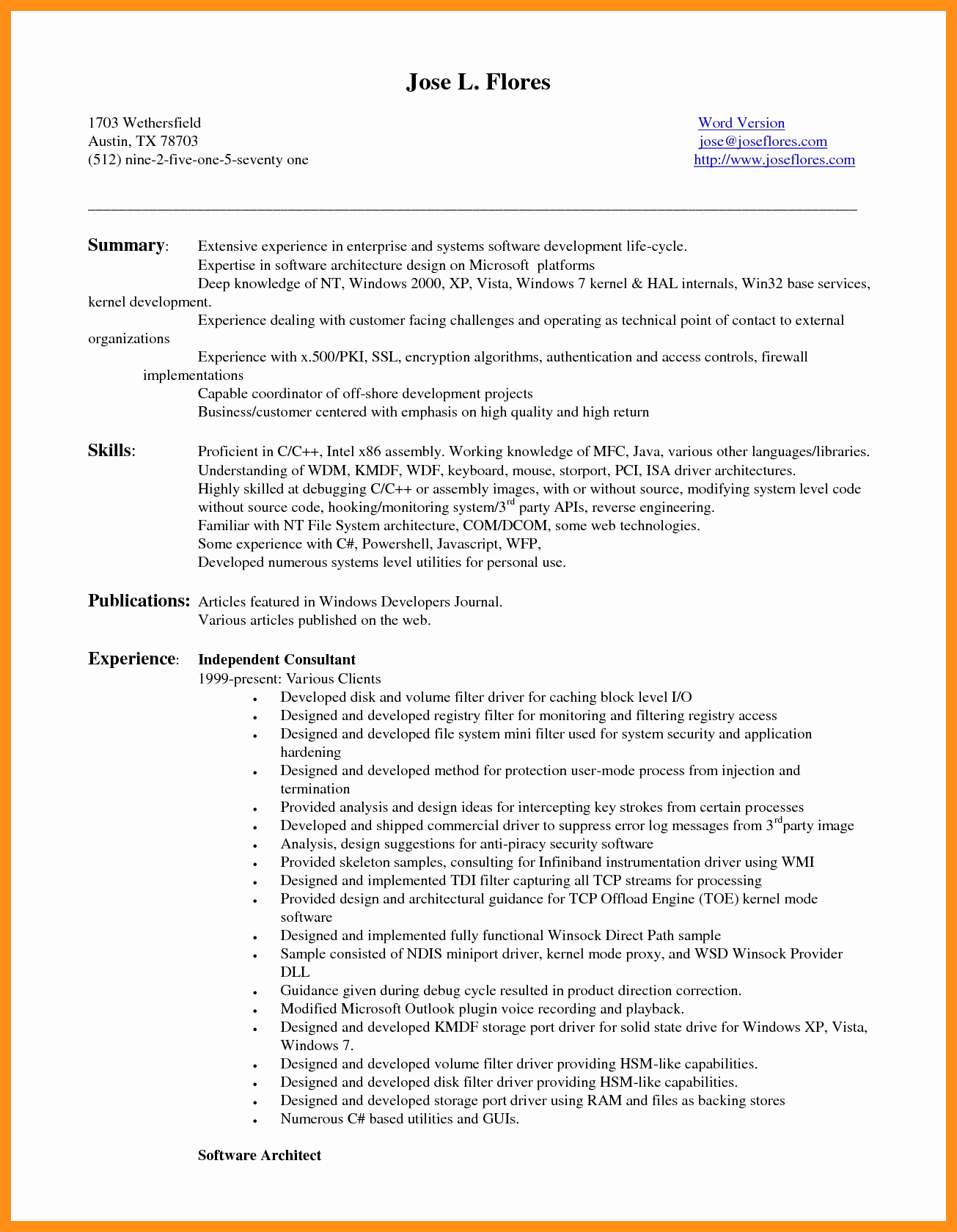 Entry Level Web Developer Resume Examples Beautiful 9 10 Entry Level Net Developer Resume