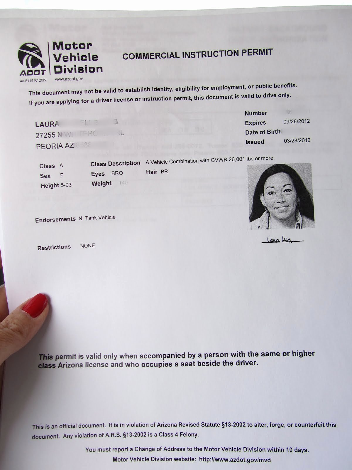 Failed Background Check Letter Best Of Hundewanderer My Journey to My Cdl