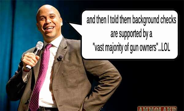 Failed Background Check Letter Elegant Anti Gun New Jersey Senator Booker Doubles Down Failed
