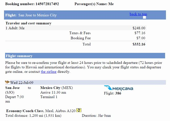 Fake Flight Itinerary Template Elegant Proof Of Ward Travel A Story and A solution