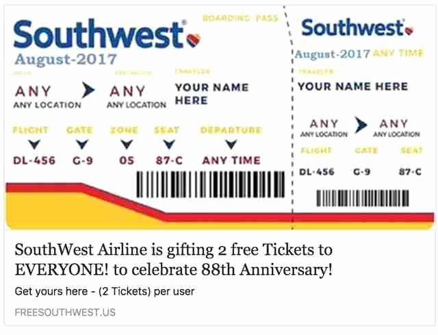 Fake Flight Itinerary Template Fresh How to Spot Fake Airline Ticket Scams Thrillist
