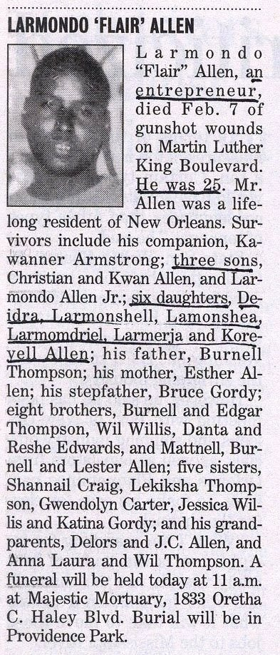 Fake Obituary Maker Fresh African American Traditions