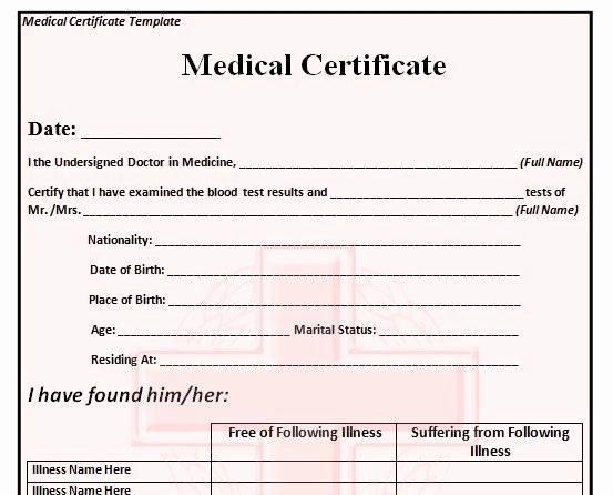 Fake Obituary Maker Unique Medical Certificate