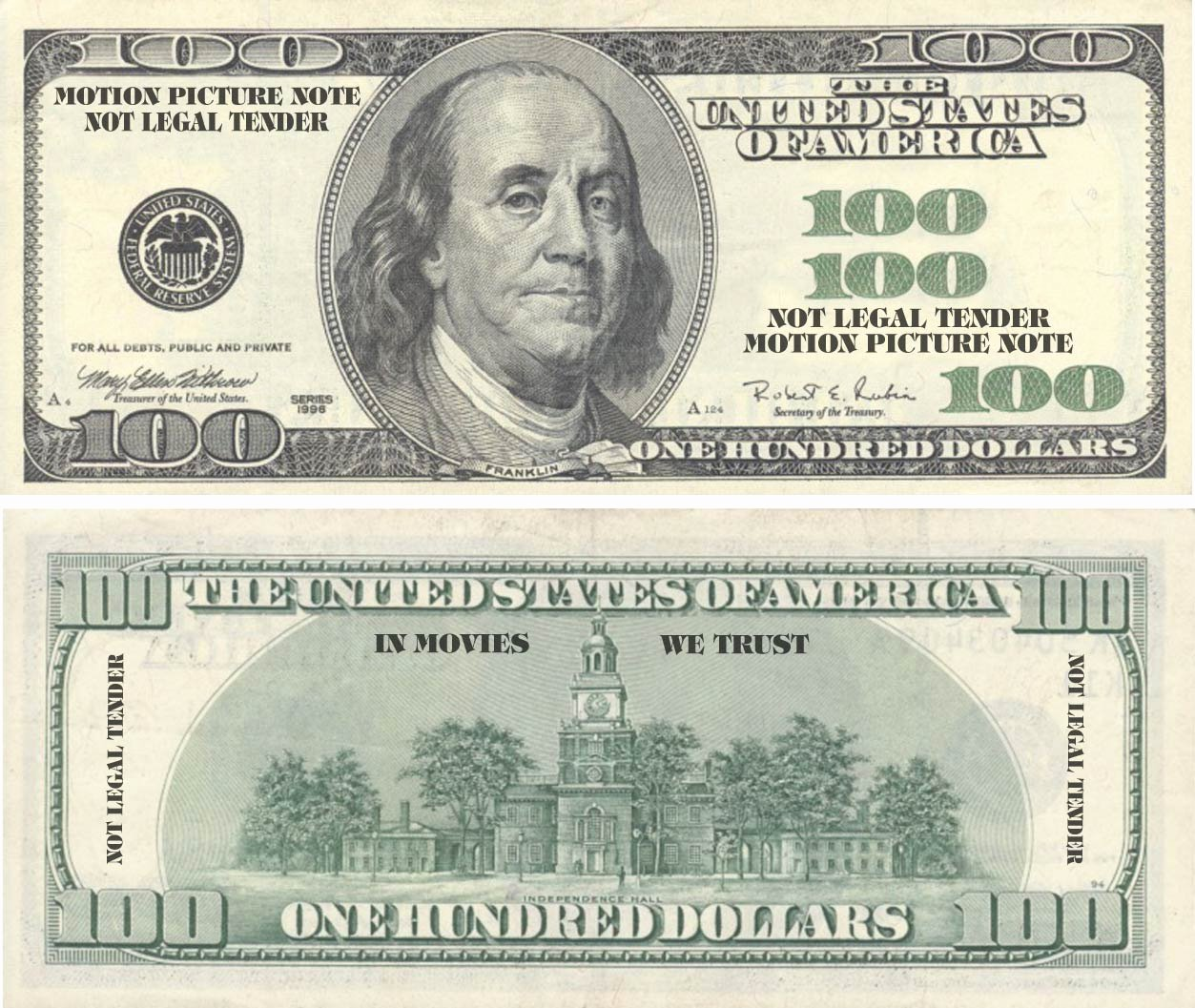 Fake Printable Money Unique Prop Money Scan