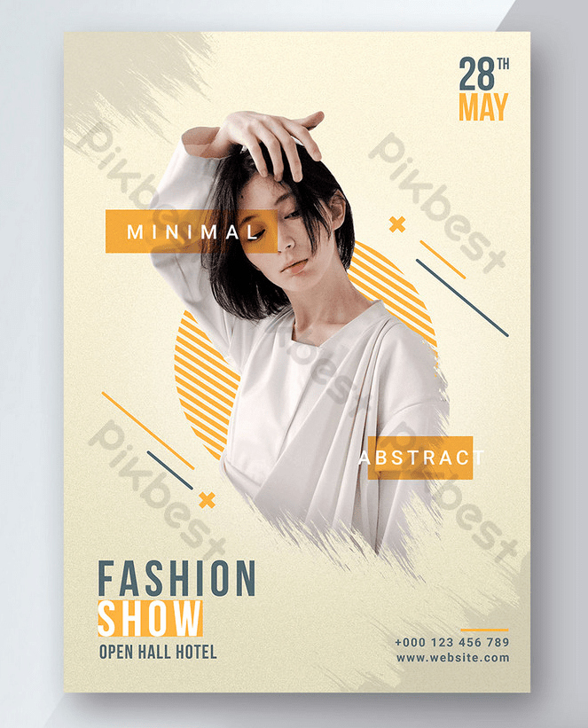 Fashion Show Flyer Template Free Best Of Fashion Show Free Psd Flyer Template Psdflyer