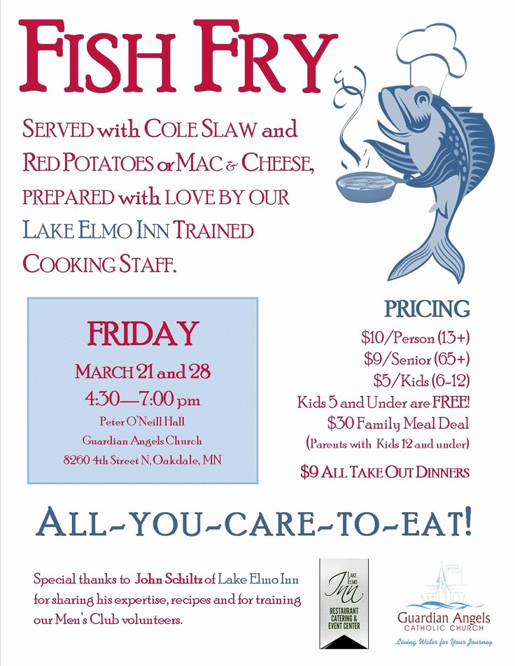 Fish Fry Flyer Template Best Of 10 Best Neighborhood Clean Up Images On Pinterest