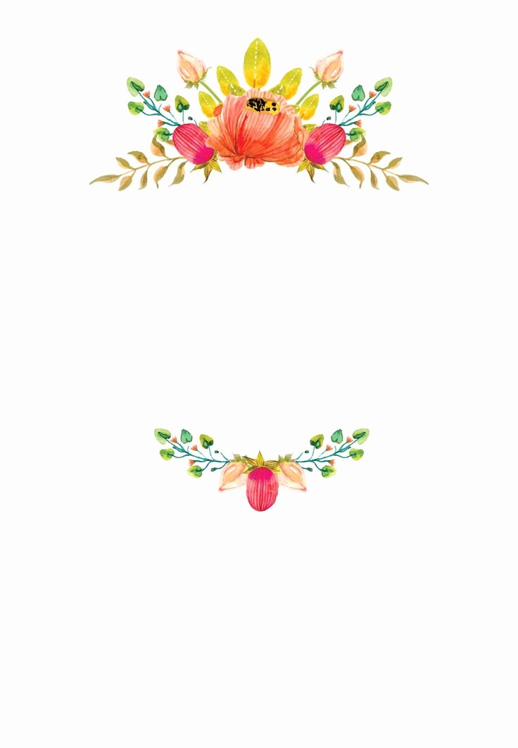 Floral Invitation Template Elegant Best Free Invitation Templates Ideas On Pinterest