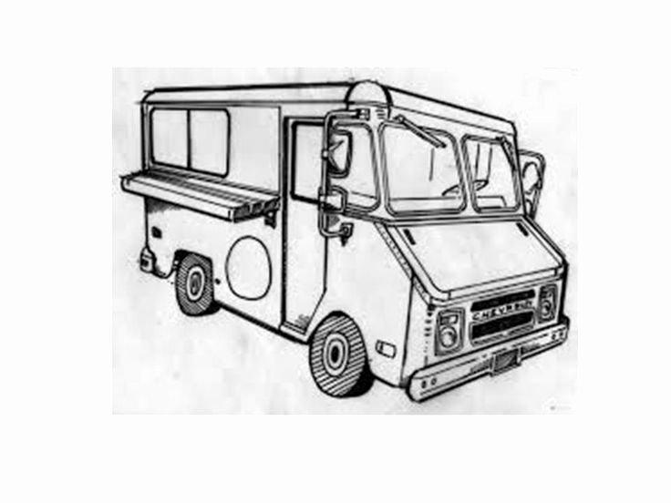 Food Truck Layout Template Beautiful Food Truck Sketchup Food Truck Design