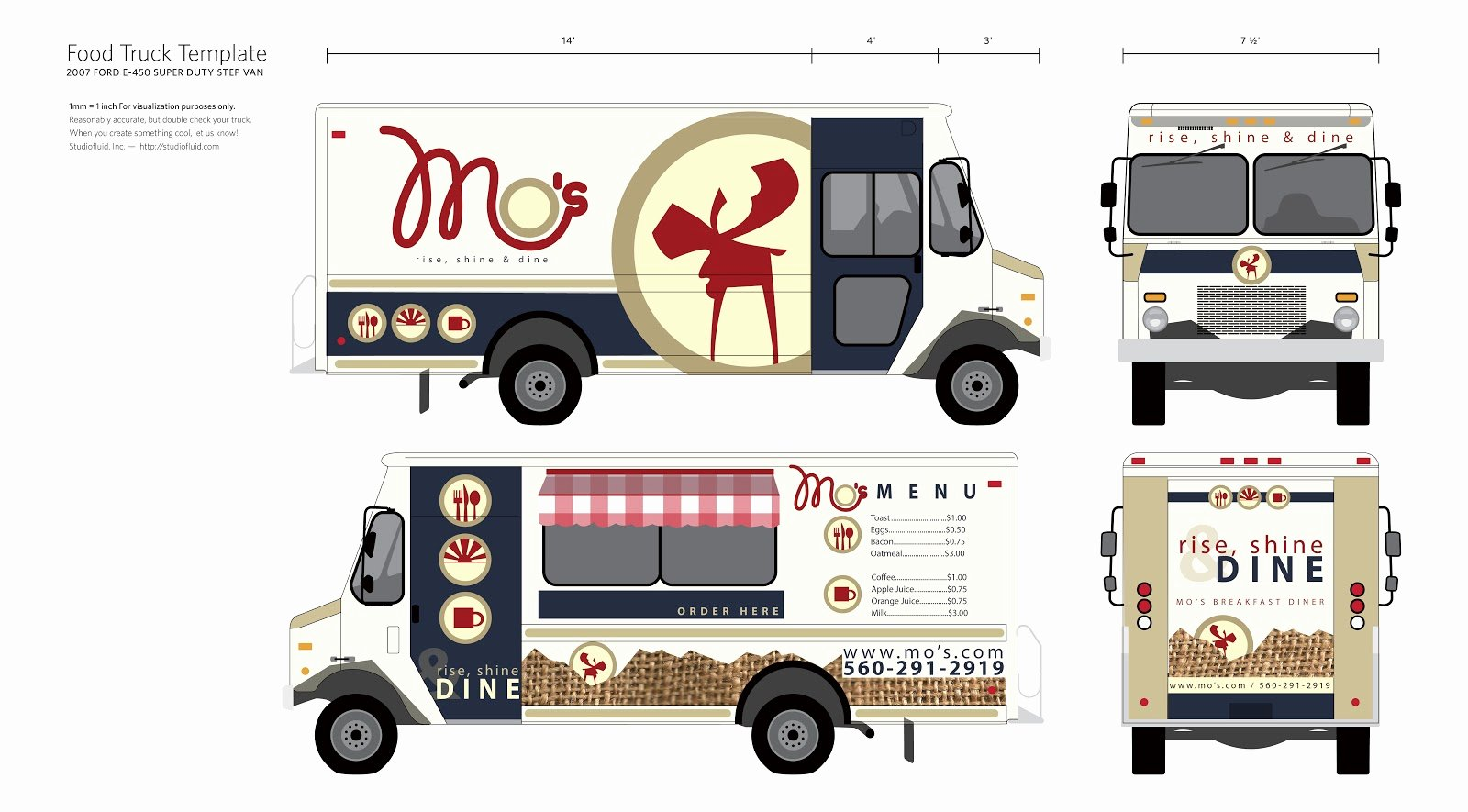 Food Truck Layout Template Lovely 8 Design Your Own Food Truck Designyourown Food