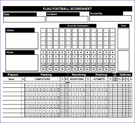 Football Stats Sheet Excel Template Elegant 14 Football Stat Sheet Template Excel Exceltemplates