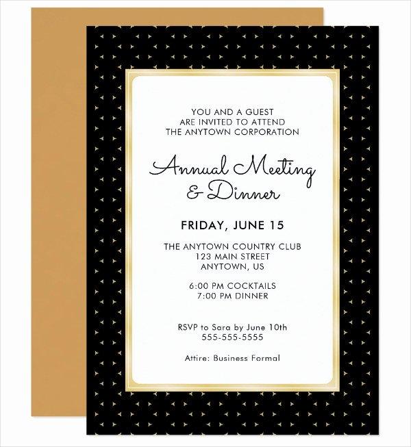 Formal Dinner Invitation Template Elegant 67 Dinner Invitation Designs Psd Ai