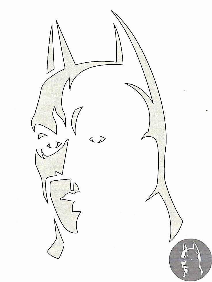 Free Batman Pumpkin Stencil Awesome Best 25 Batman Pumpkin Ideas On Pinterest