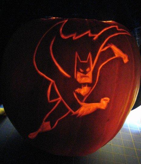 Free Batman Pumpkin Stencil Elegant Batman Pumpkin How to Justjenn Recipes Justjenn Recipes