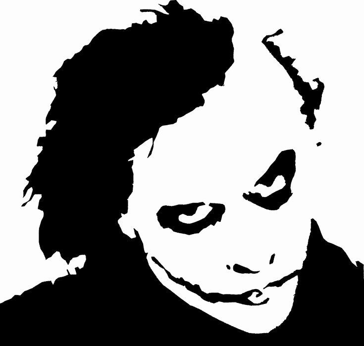 Free Batman Pumpkin Stencil Luxury Datei Stencil Joker Png Krautwiki Clipart Best Clipart