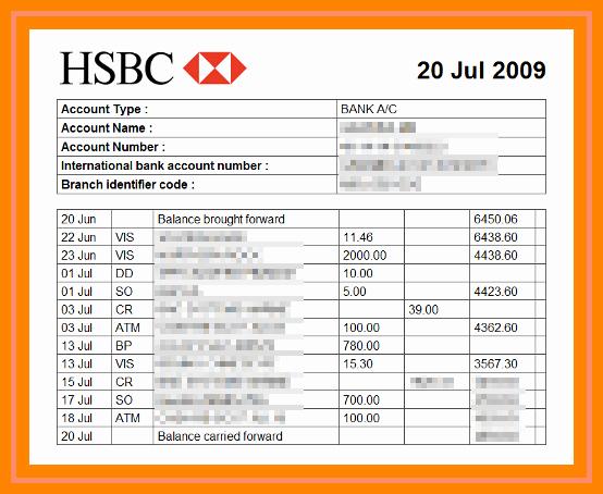 18 fake bank statement generator