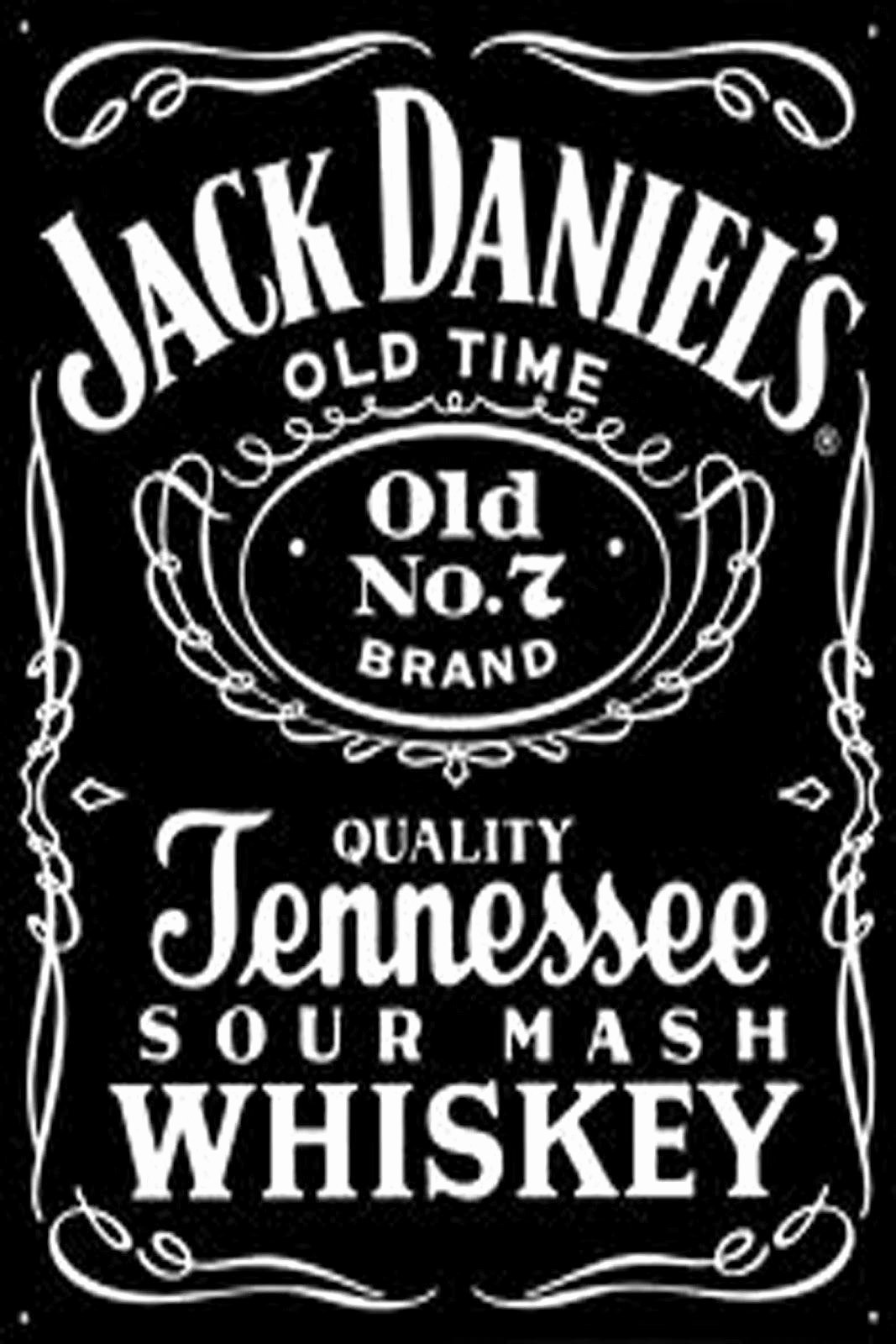 Free Jack Daniels Label Template Awesome Jack Daniels Wallpapers Wallpaper Cave