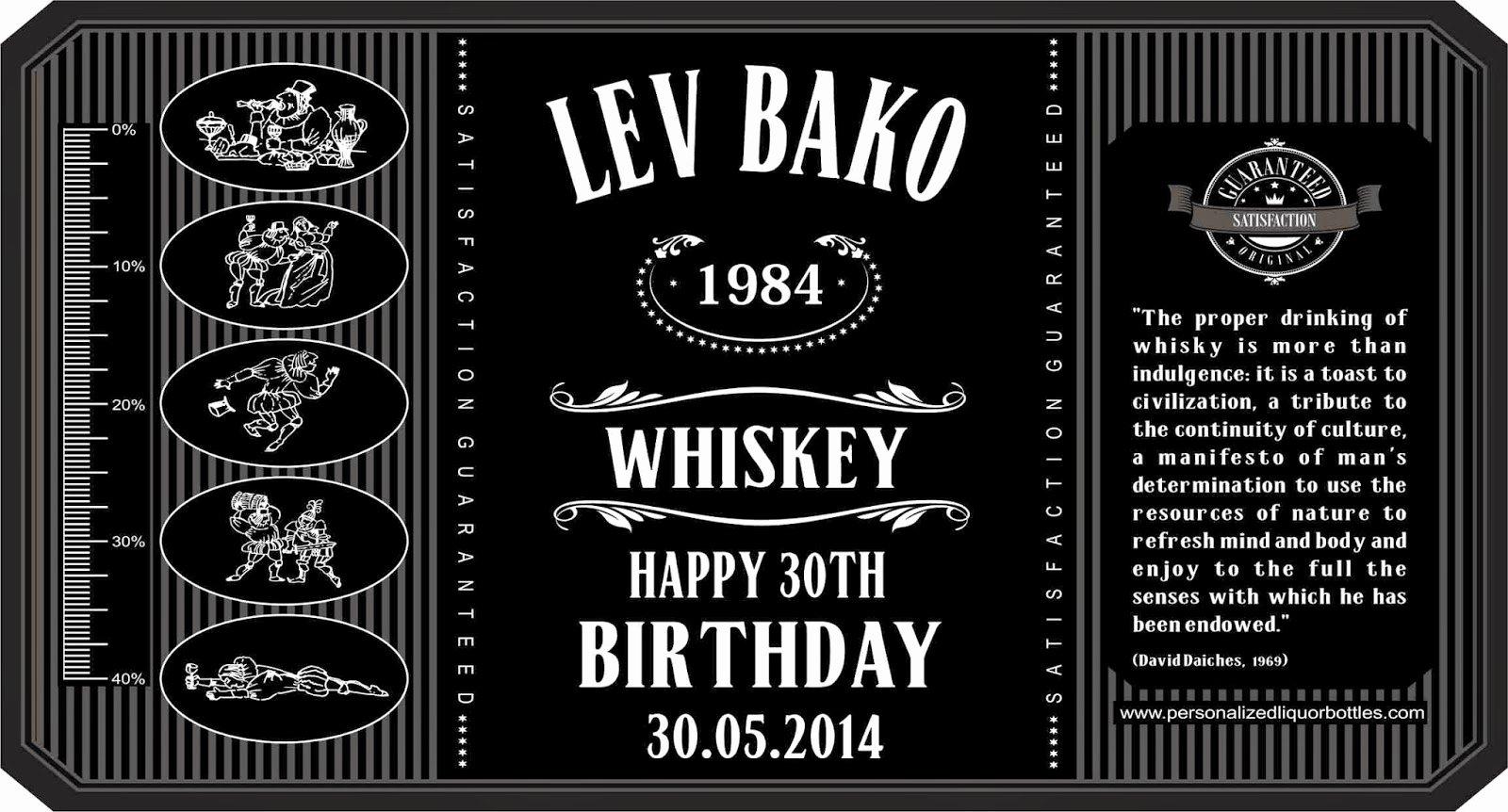 Free Jack Daniels Label Template Best Of Personalized Liquor Bottles Personalized Whiskey Bottles