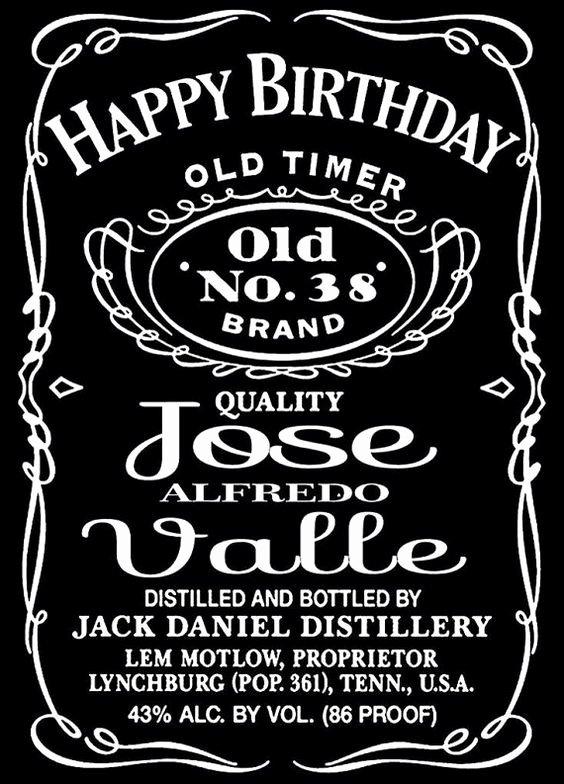 Free Jack Daniels Label Template Inspirational Jack Daniels Liquor Bottle Label Design Vinyl Wall Mural