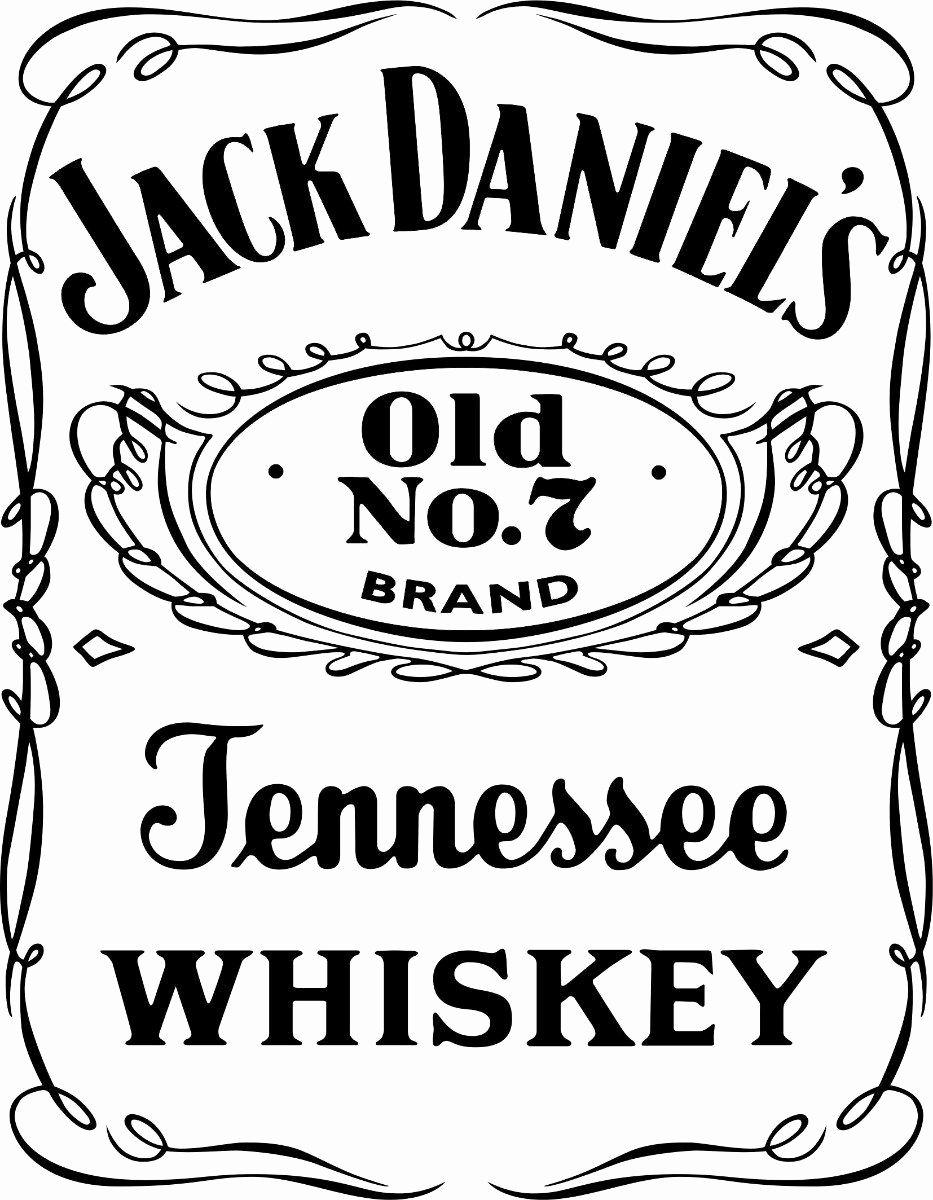 Free Jack Daniels Label Template Luxury White Jack Daniels Logo Yahoo Search Results