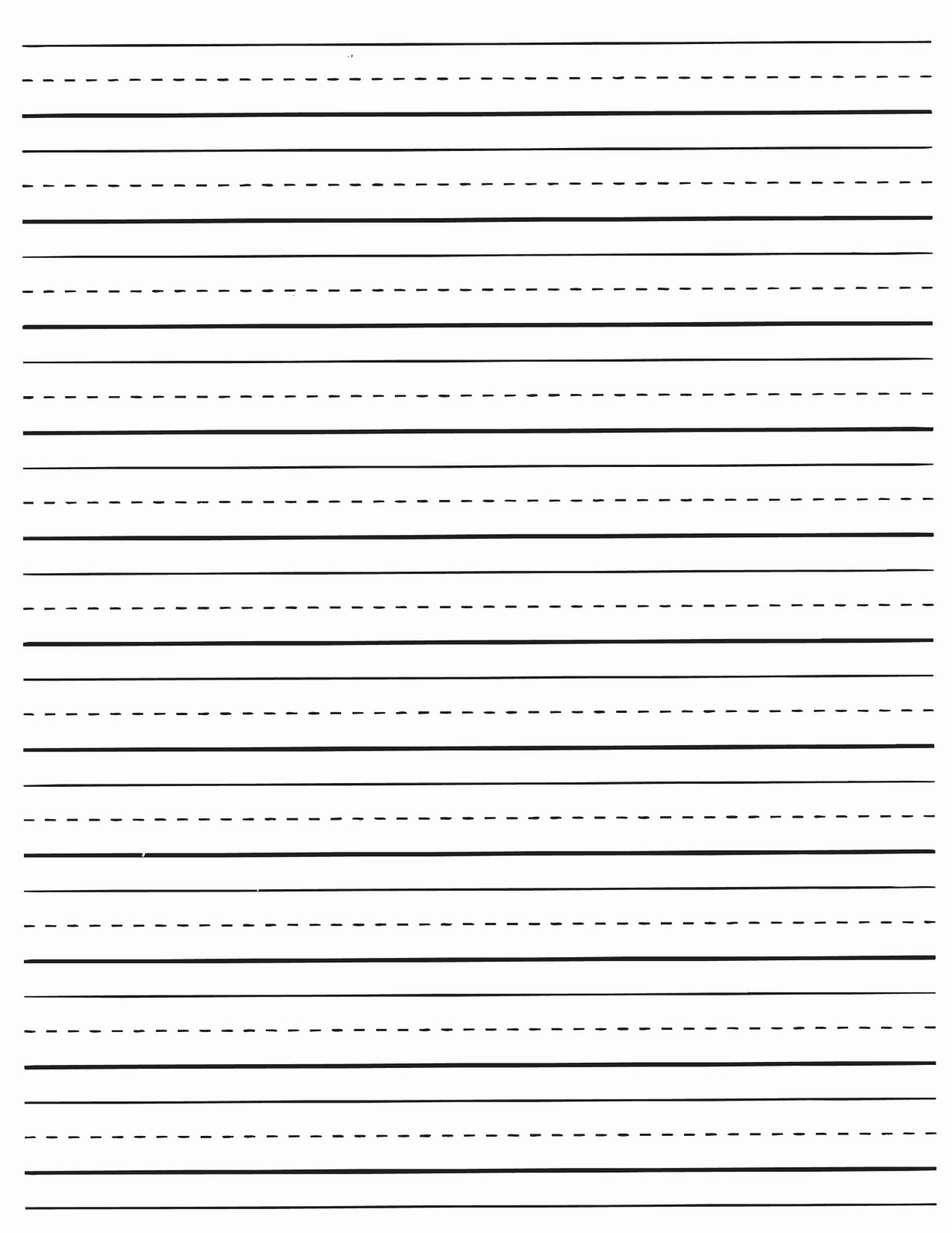 Free Lined Stationery Templates Best Of Free Printable Lined Handwriting Paper Printable Pages