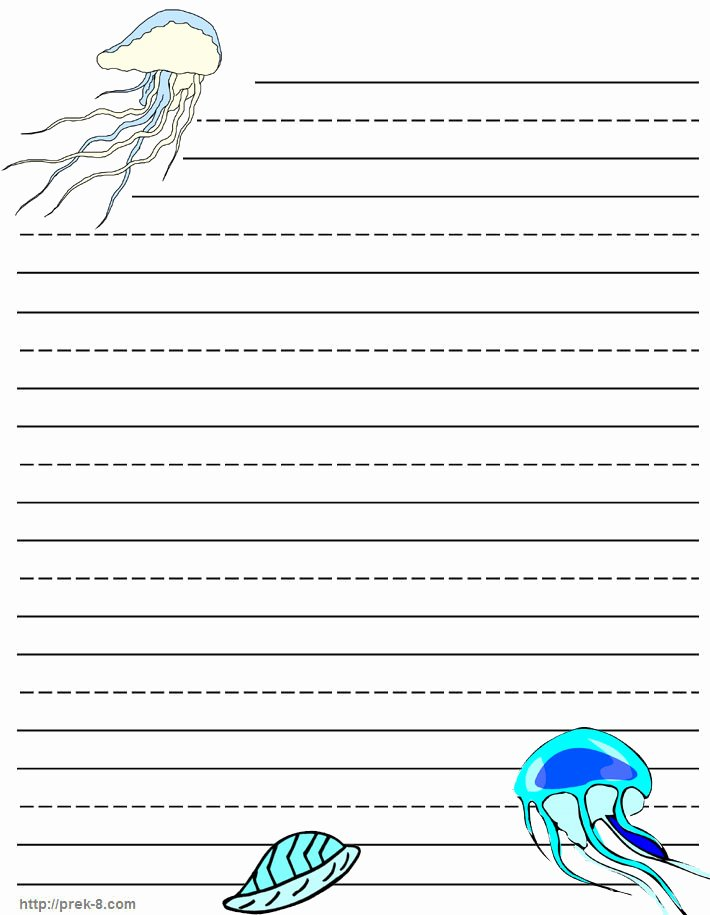 Free Lined Stationery Templates Lovely 9 Best Of Free Printable Writing Templates Free