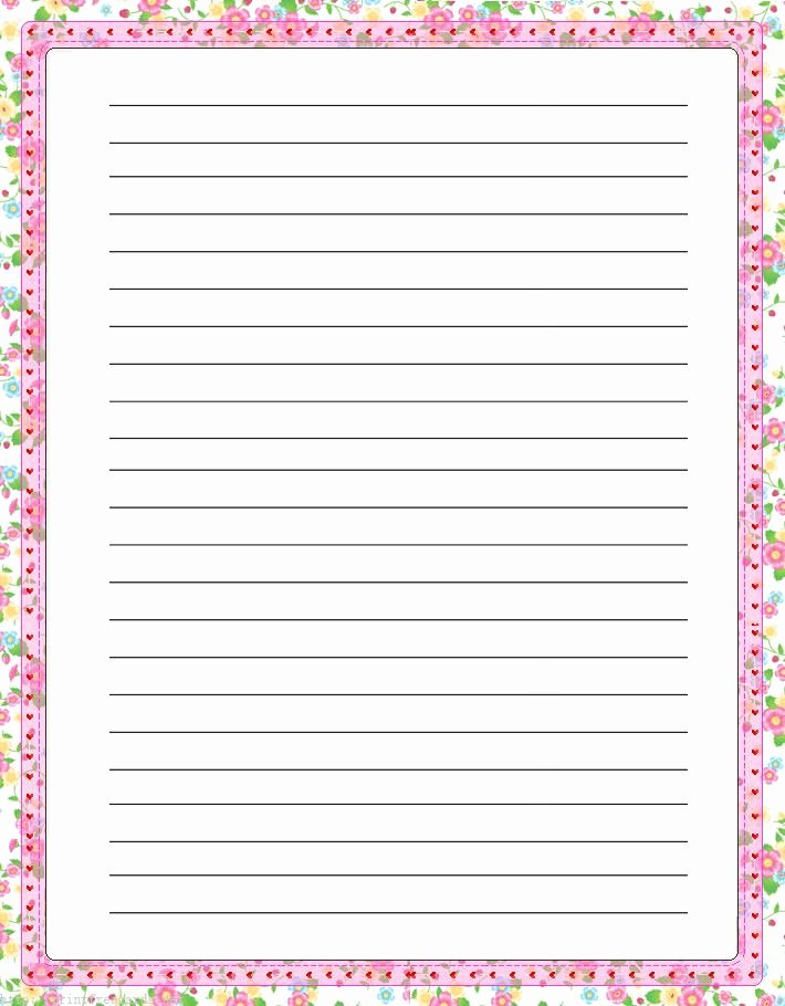 Free Lined Stationery Templates Lovely the 25 Best Free Printable Stationery Ideas On Pinterest