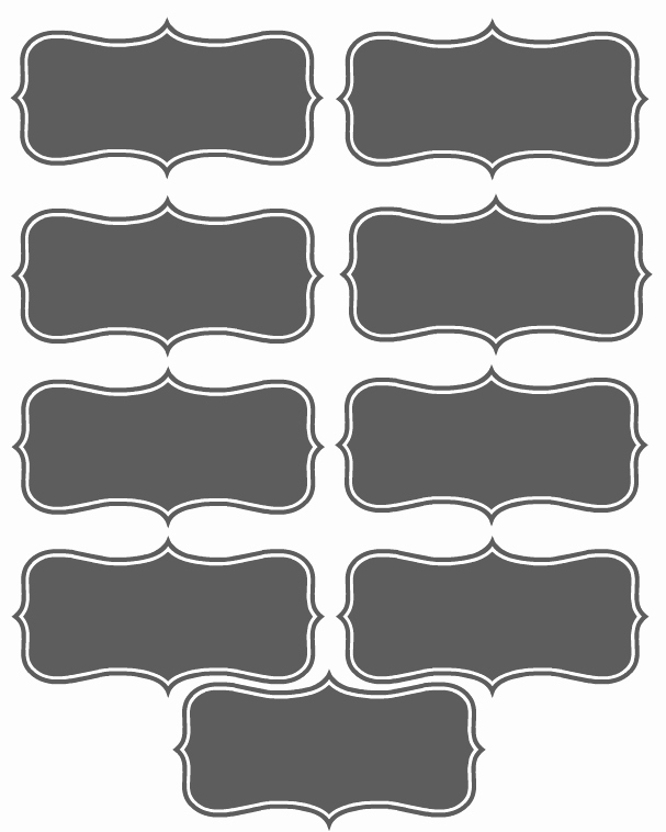 Free Place Card Template 6 Per Sheet Lovely Make Your Own Printable Place Cards