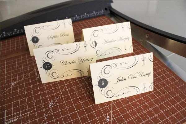 free printable place cards 2