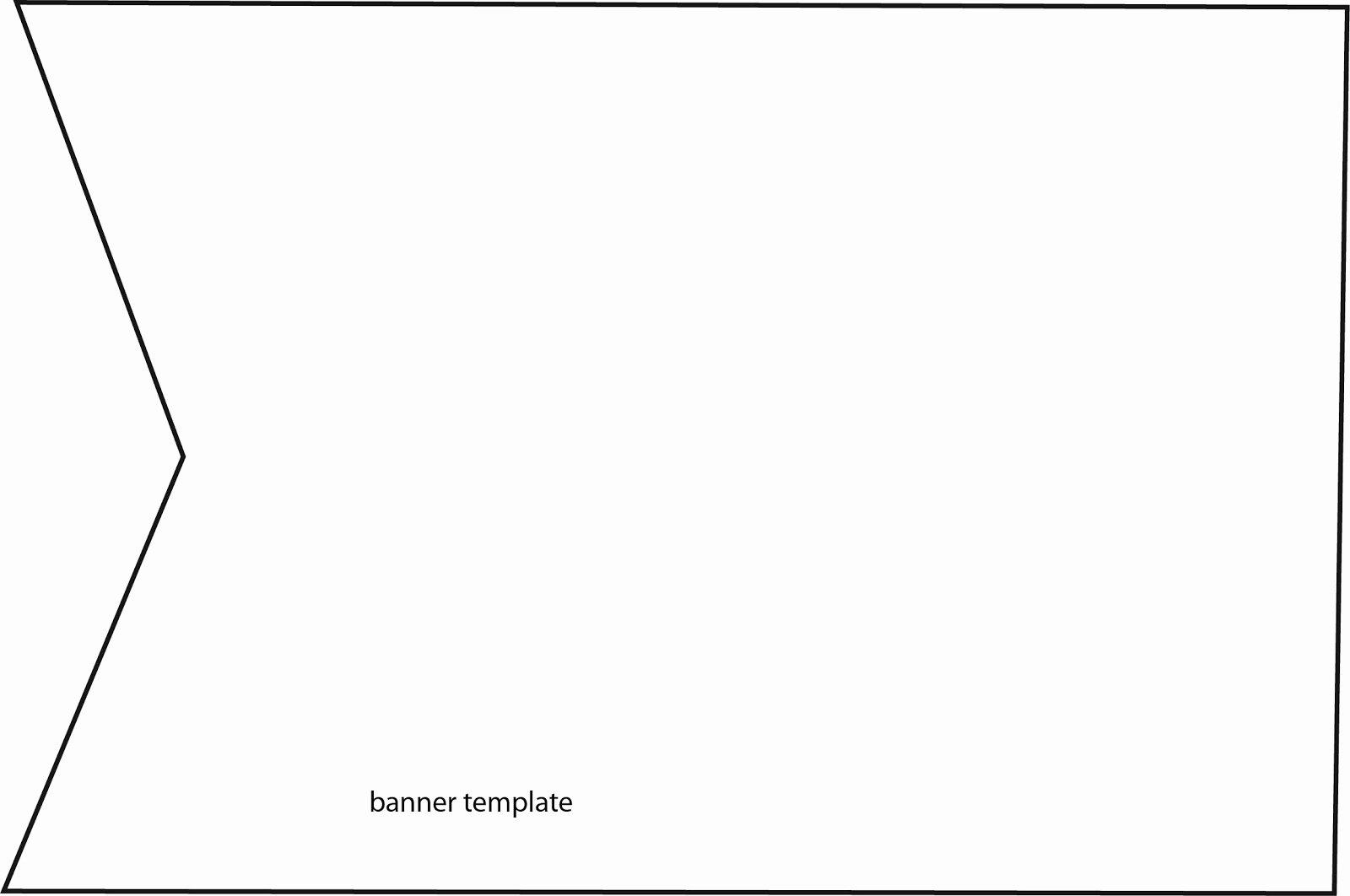 Free Printable Banner Template Awesome Bobunny 5 26 13 6 2 13