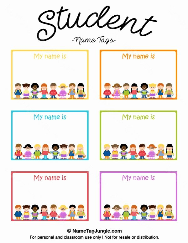 Free Printable Desk Name Plates for Students Beautiful Pin by Muse Printables On Name Tags at Nametagjungle