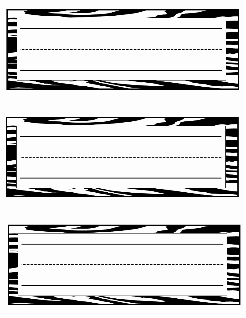 Free Printable Desk Name Plates for Students Best Of Tales Of A Teacherista July 2011