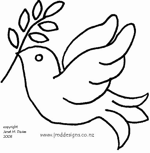 Free Printable Dove Template Inspirational Free Turtle Dove Patterns Yahoo Image Search Results