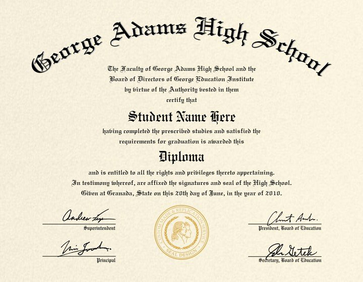 Free Printable Ged Certificate Awesome High School Diploma Template Printable Certificate