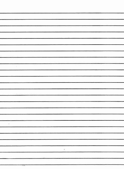 Free Printable Lined Stationary Awesome Lined Writing Paper Template