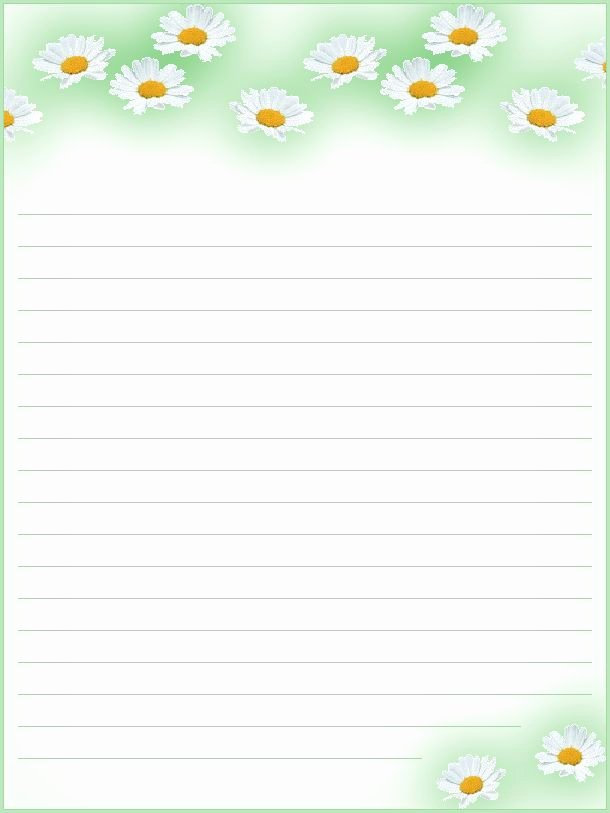 Free Printable Lined Stationary Luxury 124 Best Note Paper Images On Pinterest