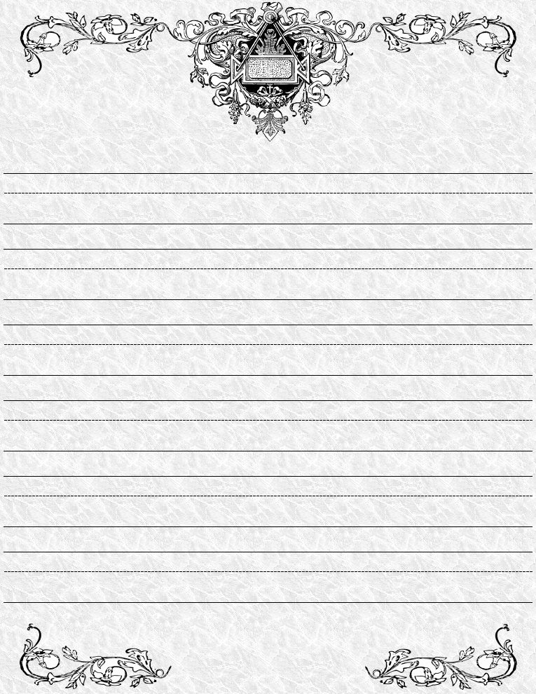 Free Printable Lined Stationery Beautiful Lined Stationary Free Printable