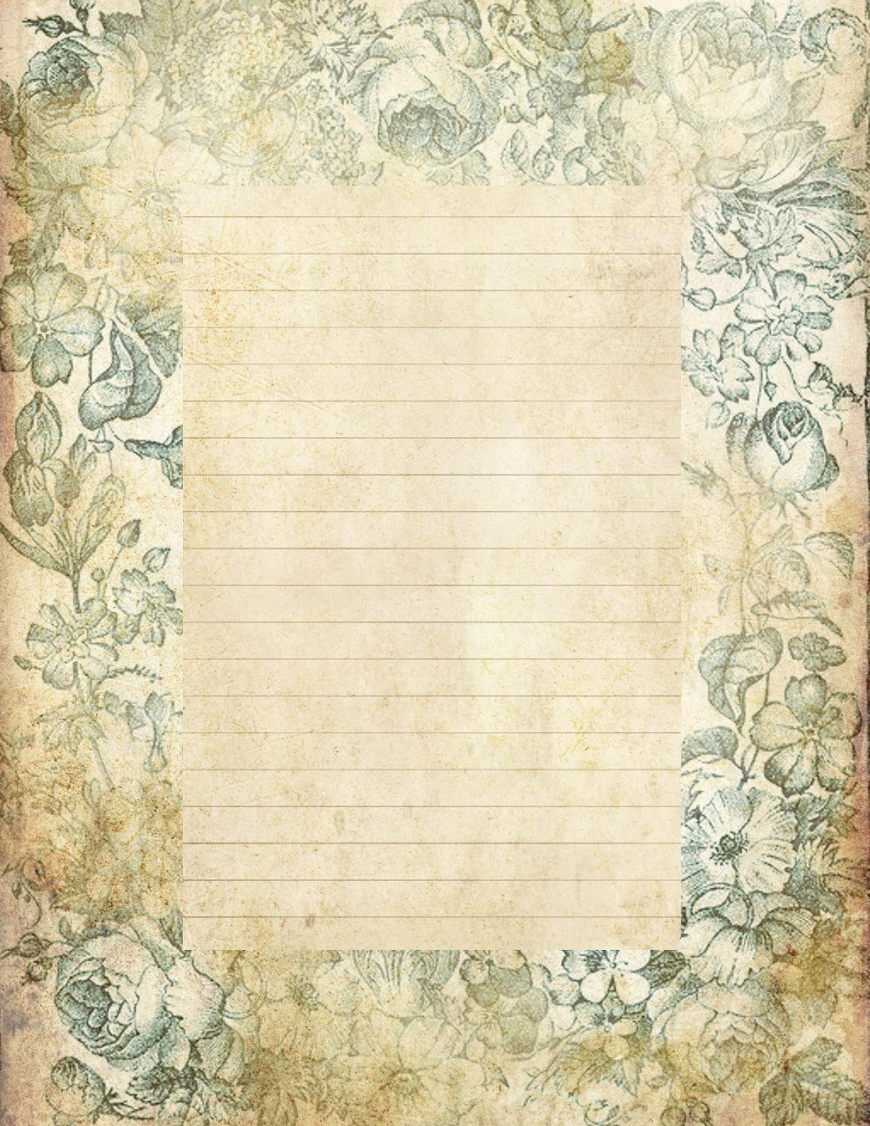 Free Printable Lined Stationery Best Of Love Letter Paper