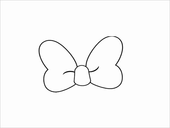Free Printable Minnie Mouse Bow Template Best Of Minnie Mouse Bow Template