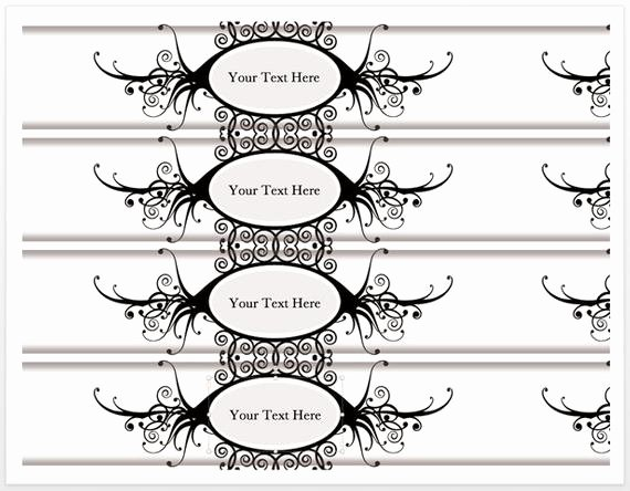 printable soap labels editable label