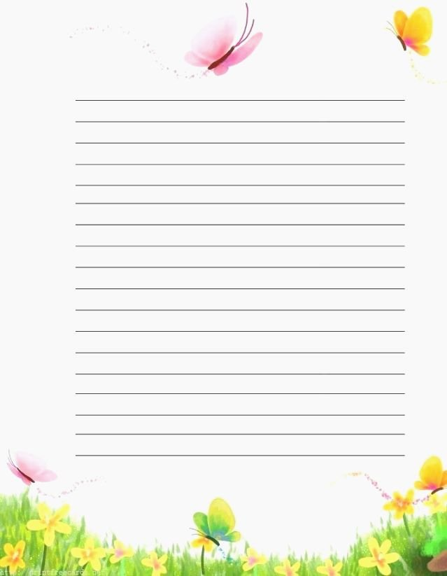 Free Printable Stationery Pdf Best Of Best 45 Breathtaking Printable Lined Paper Pdf