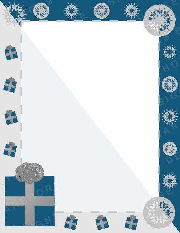 Free Printable Stationery Pdf Inspirational Holiday Stationery Template 11 Free Pdf Jpg Psd